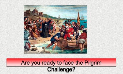 Mayflower Challenge Game